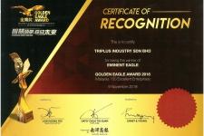 2018 - Golden Eagle Awards 2018